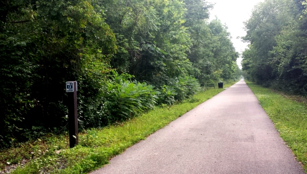 Ohio to Indiana Trail