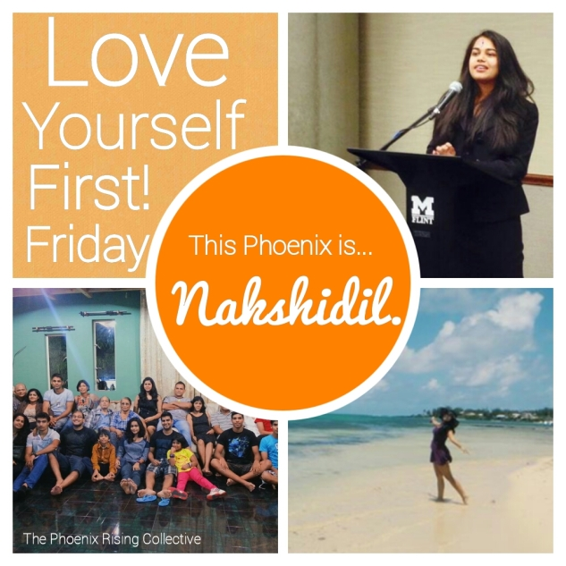 Love Yourself First Friday[Nakshidil]ThePhoenixRisingCollective