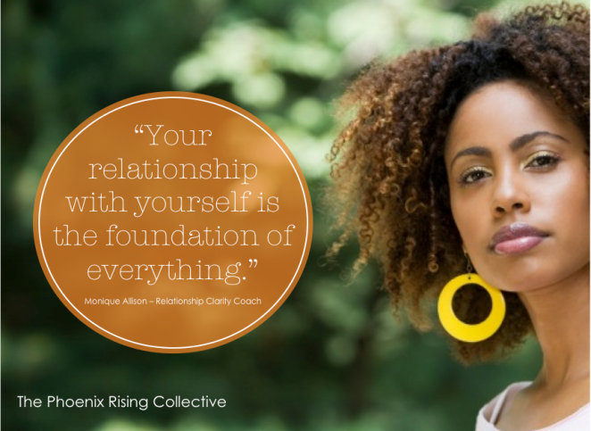 reconnecting with yourself [the phoenix rising collective]