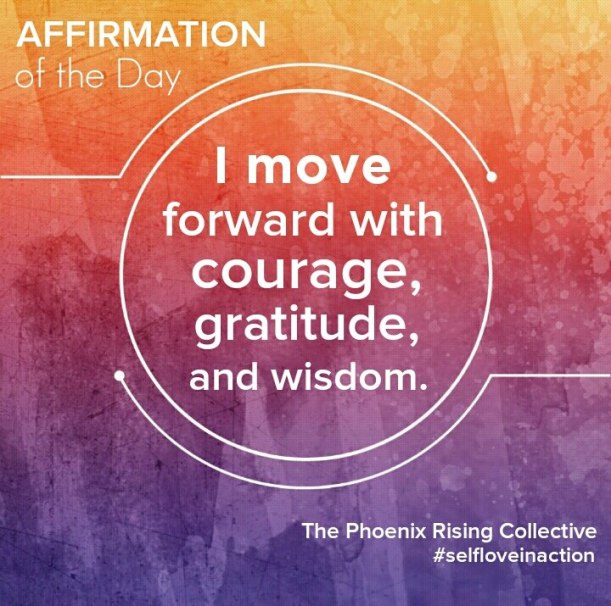 The Phoenix Rising Collective[Affirmation]