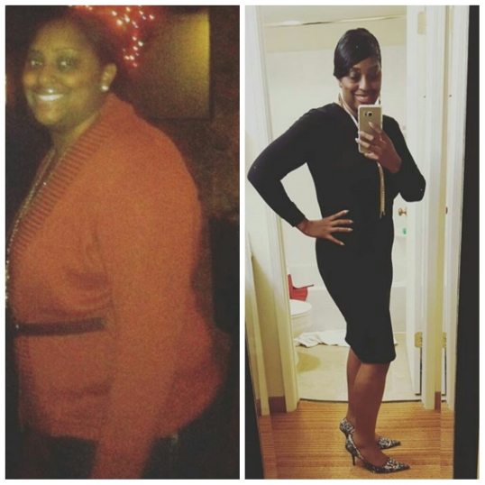 Women Weight Loss Journey[The Phoenix Rising Collective]