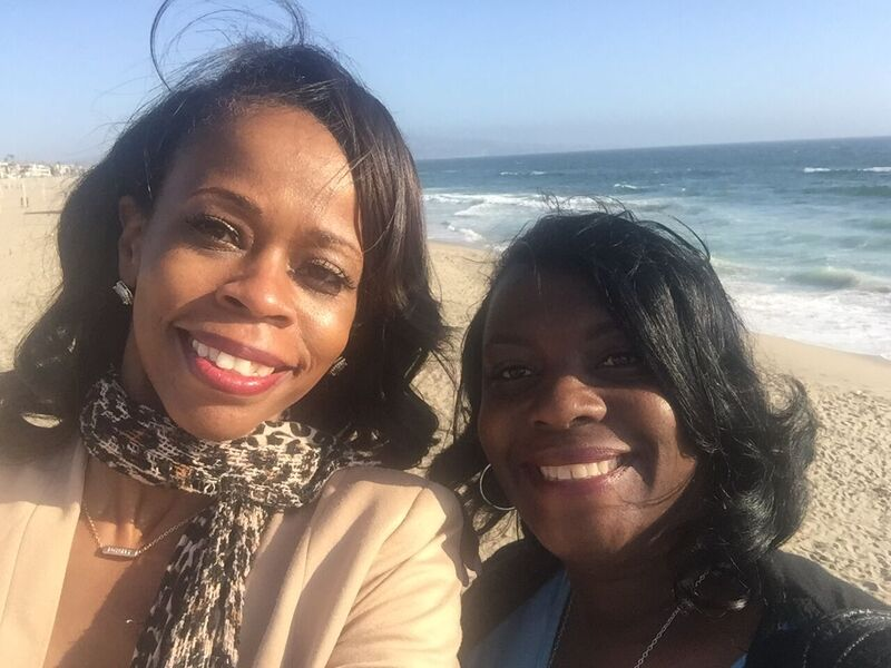 trina-and-valerie-at-manhattan-beach-in-l-a